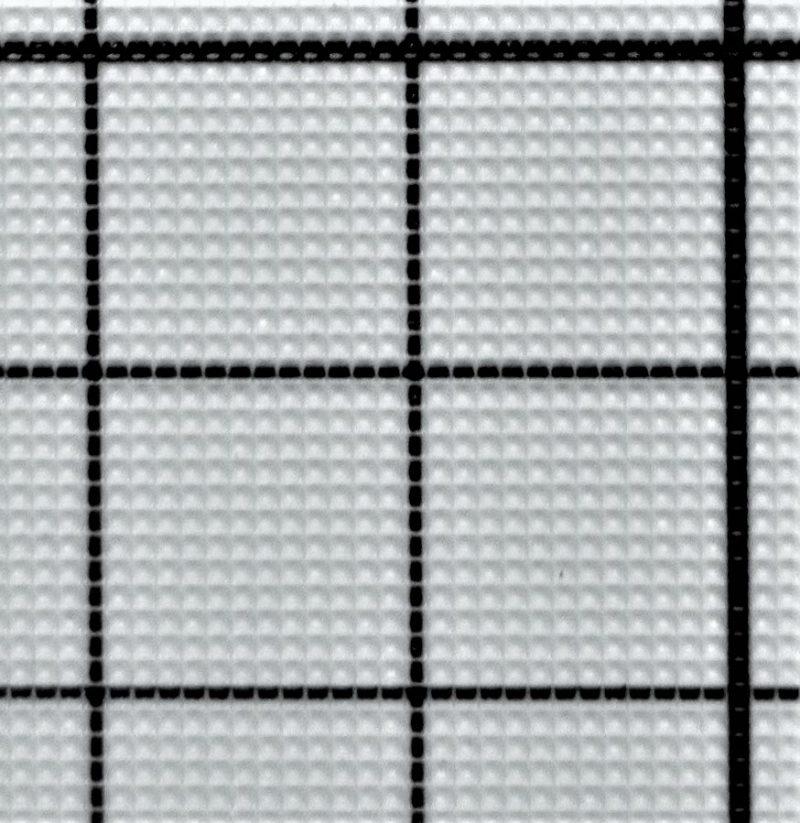 Accu-Lines micro etching - CloseUp