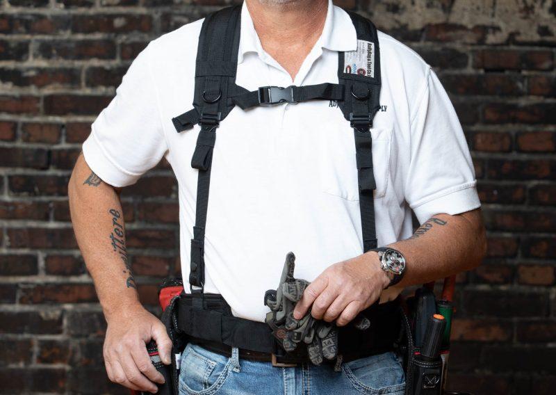 Work Belt Suspenders